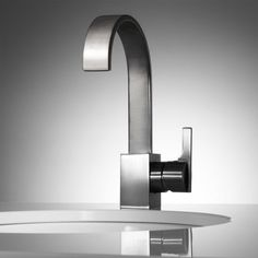 Ultra Single-Hole Kitchen Faucet