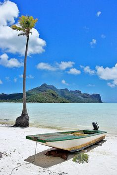 Maupiti, French Polynesia