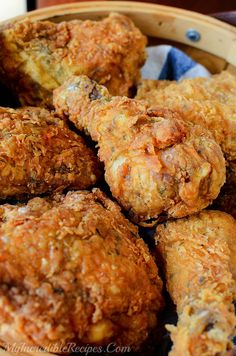 Southern KFC SECRET Fried Chicken Recipe!   My Incredible Recipes
