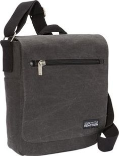 Kenneth Cole Reaction Moving Down South Messenger Grey - via eBags.com!