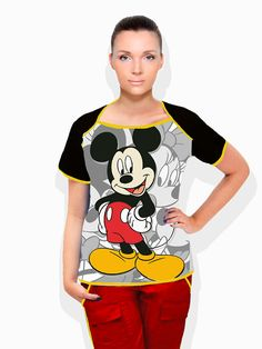 IMG-PRODUCT Uniform Design, Disney Girls, Dentistry, Scrubs, Medical, Women, Snoopy, Technology, Fashion