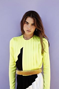 Bambi Northwood-Blyth. THE eyebrows!