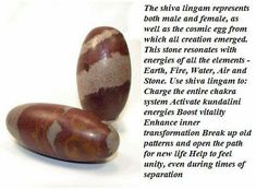 Shiva lingam stones Today's wear around my neck. I'm channeling all energy and making good use of those. Chakra Crystals, Chakra Stones, Crystals And Gemstones, Stones And Crystals, Natural Gemstones, Healing Rocks, Crystal Healing Stones, Crystal Magic, Soul Healing