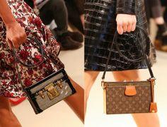 Louis Vuitton's Petite Malle Bag Unveiled By Nicolas Ghesquière