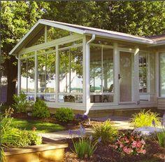 Sun room ~ green house