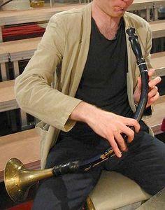 Oboe da Caccia...what?! SO cool!