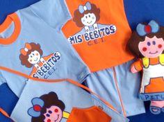 Uniformes infantiles Centro Infantil Mis Bebitos www.rosareina.com