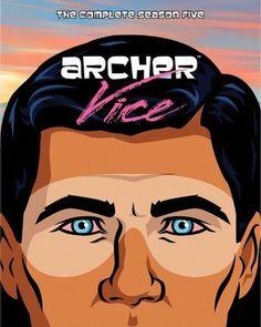 Archer: Season 5 [2 Discs] [Blu-ray]
