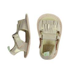 Tip Toey Joey Fringey Shoe