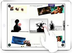 Blind Spot: An interactive storytelling tool for social media.