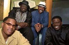 Kings of Comedy | Bernie Mac, Steve Harvey, Cedric the Entertainer and D.L. Hughley.