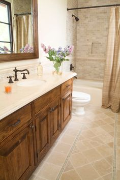 Tub Shower Combo Design Ideas, Pictures, Remodel, and Decor  page 12  fav home  Pinterest