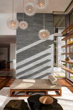 Brentwood Residence Interiors Design By MLK Studio