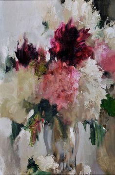 flowers. paint.