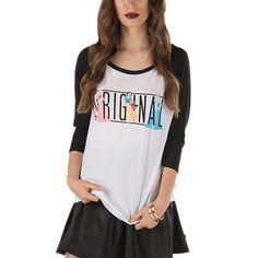 Disney Princess Raglan T-Shirt