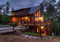 14 Mountain Cabins And Treehouses In Georgia You Won't Believe