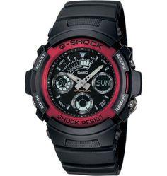 Men's Wrist Watches - Casio Mens AW5914A GShock AnaDigi Chronograph Shock Resistant Sport Watch ** Visit the image link more details.