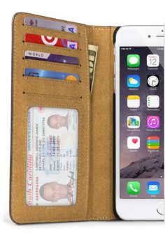 BookBook for iPhone 6s and 6s Plus is an all-new wallet case, hands-free stand and removable shell – wrapped up in one gorgeous, vintage…