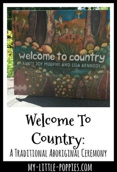 Welcome To Country: A Traditional Aboriginal Ceremony Homeschool Books, Homeschooling, Virtual Families, Recent Discoveries, Scary Mommy, Book Study, Weaving Art, Read Aloud, Book Activities