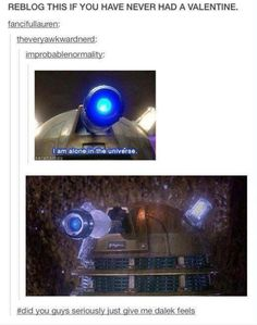 Dalek Feels
