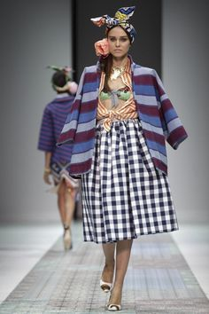 Stella Jean Ready To Wear Spring Summer 2014 Milan - NOWFASHION