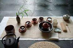 茶可雅志、 茶可礼仁、  茶可行道、 茶可修身。