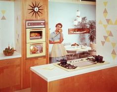 vintage mod kitchen phone - Bing Images