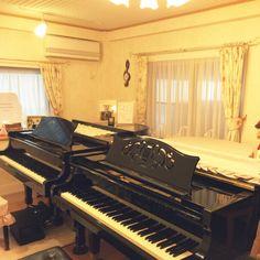 部屋のインテリア実例 sumirepiano1103さん(Room No. 445180)の部屋