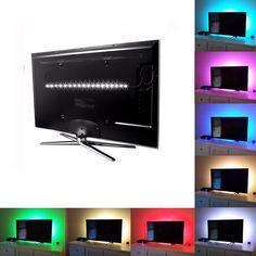 LED RGB Strip For TV Backlight,Photo Frame,Christmas,Festival,Party Decorations,Mood lighting.