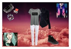 """."" by oosammyoo on Polyvore featuring Mode, Vans und Mawi"