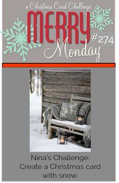 Merry Monday Christmas Challenge