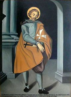 Bl. Adrian Fortescue - Catholic Martyr was beheaded - He opposed the divorce of King Henry VIII of England