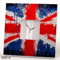 Union flag gift Union jack decor Uk flag London uk art Union