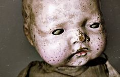 Creepy Dolls, Halloween Face Makeup