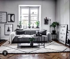 33 Amazing Grey White Black Living Room Decor Ideas And Remodel. If you are looking for Grey White Black Living Room Decor Ideas And Remodel, You come to the right place. Here are the Grey White Blac. Room Design, Interior Design, House Interior, Apartment Decor, Monochrome Living Room, Home, Black Living Room Decor, Black Furniture Living Room, Living Room Grey