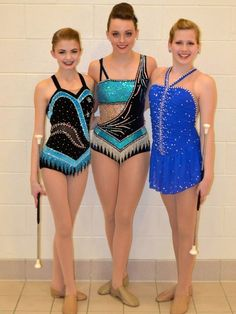 Love these beautiful costumes.