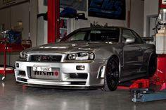 One killer looking GTR