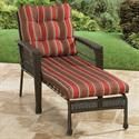 Resin Wicker Lounge Chair With Cushions image  #CONTEST