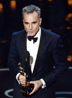 Daniel Day Lewis, Oscars 2013.