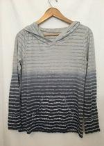 Calvin Klein Stripped hoodie!