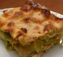Recette - Lasagnes saumon et poireaux - Proposée par 750 grammes