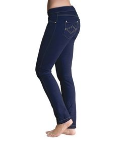 Another great find on #zulily! Indigo Skinny Jeans - Plus Too #zulilyfinds