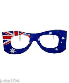 6 #australia day novelty #glasses #australian flag costume #accessory prismatic ,  View more on the LINK: http://www.zeppy.io/product/gb/2/141541112521/