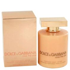 102dcdf5cddd2 Rose The One by Dolce  amp  Gabbana - Body Lotion 6.8 oz  DolceGabbana First