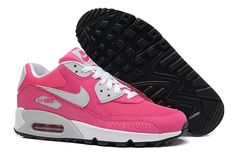 buy popular b571b fd42d Online Buy Nike Air Max 90 White Pink Day Online Valentines Shoes for Women  Sale, Discount Nike Nike Air Max Online