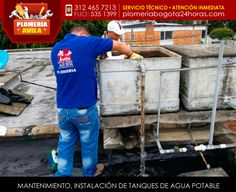 mantenimiento e instalación de agua potable #plomeria