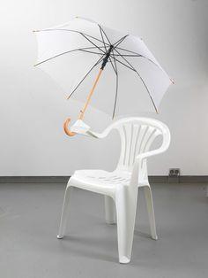 Modified Monobloc: Ubiquitous Garden Chair Comes to Life