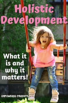 The Holistic Development of a Child During the Early Years - Empowered Parents - What is holistic development and why is is crucial during the early years? Read about the 5 key el - Early Learning Activities, Preschool Learning, Toddler Preschool, Toddler Activities, Teaching, Early Education, Early Childhood Education, Child Development Stages, Language Development