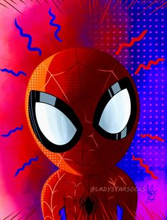 Man Wallpaper, Marvel Wallpaper, Marvel Universe Characters, Marvel Images, Spiderman Spider, Superhero Villains, Marvel Drawings, Iron Spider, Kawaii Chibi