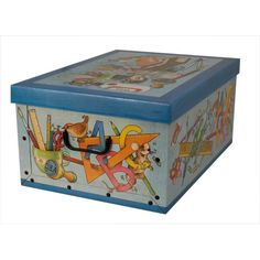 Toy Chest, Storage Chest, Boxes, Home Decor, Crates, Decoration Home, Room Decor, Box, Cases